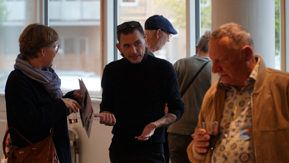 Michael Geertsen udstiller i Fredericia