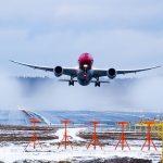 Norwegian Fly Lufthavn