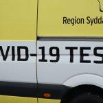 Covid-19 test i Messe C
