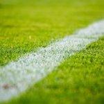 Græs Fodbold Fodboldbane
