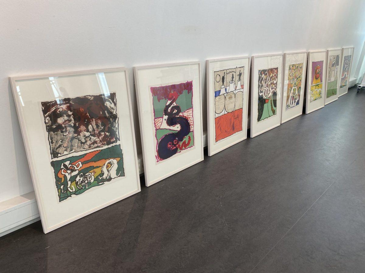 Fredericia Kunstforening gør klar til årets største udstilling