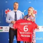 Casper U. Mortensen og Stine Bjerre Mortensen