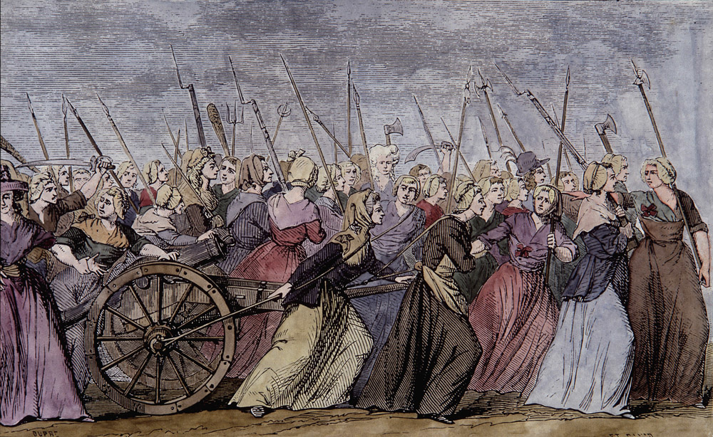 GRAND ENTRETIEN AVEC L'HISTORIENNE ÉLIANE VIENNOT : « On continue  aujourd'hui de payer cette idée de 1789 que les droits sont ceux des hommes  et pas des femmes » – Journalisme pensif