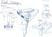 free hand drawings howe design