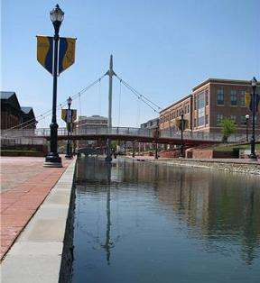 The Frederick Historic District