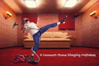 Four Common Staging Mistakes