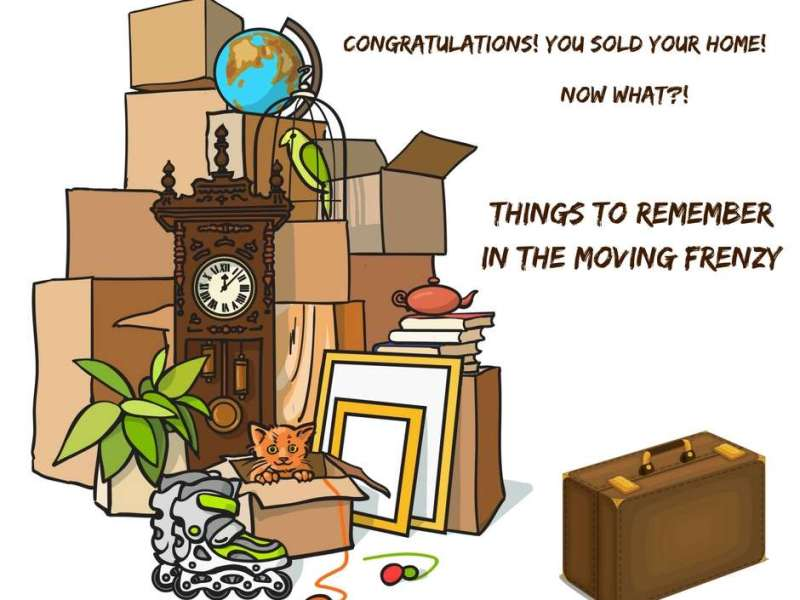 things to remember when moving