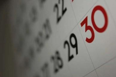 closing dates
