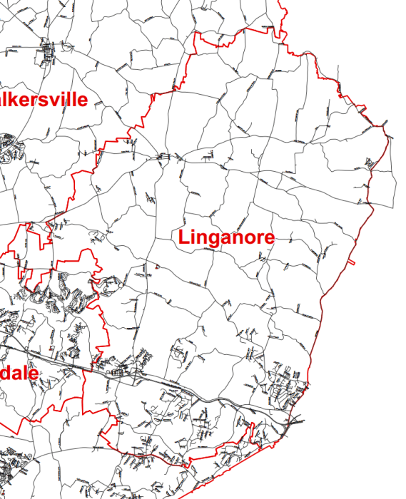 Homes for Sale in Linganore High School District