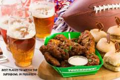 Great Places to Watch the Superbowl in Frederick Maryland