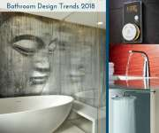 Bathroom Design Trends in 2018 for Best ROI