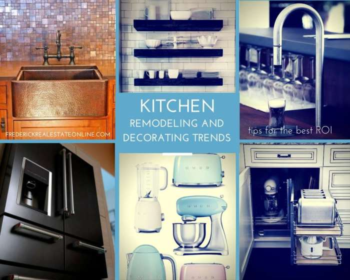 kitchen remodeling and decorating trends for homeowners frederick