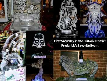 First Saturday in the Historic District
