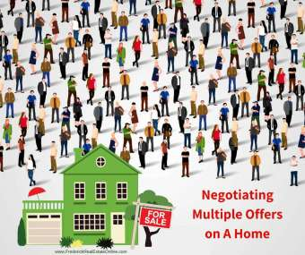 How to Negotiate Multiple Offers On Your House