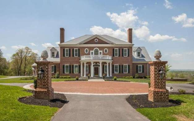 Most expensive frederick house