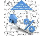 What Happens When Mortgage Interest Rates Go Up?