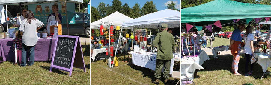 Vendors and Supporters