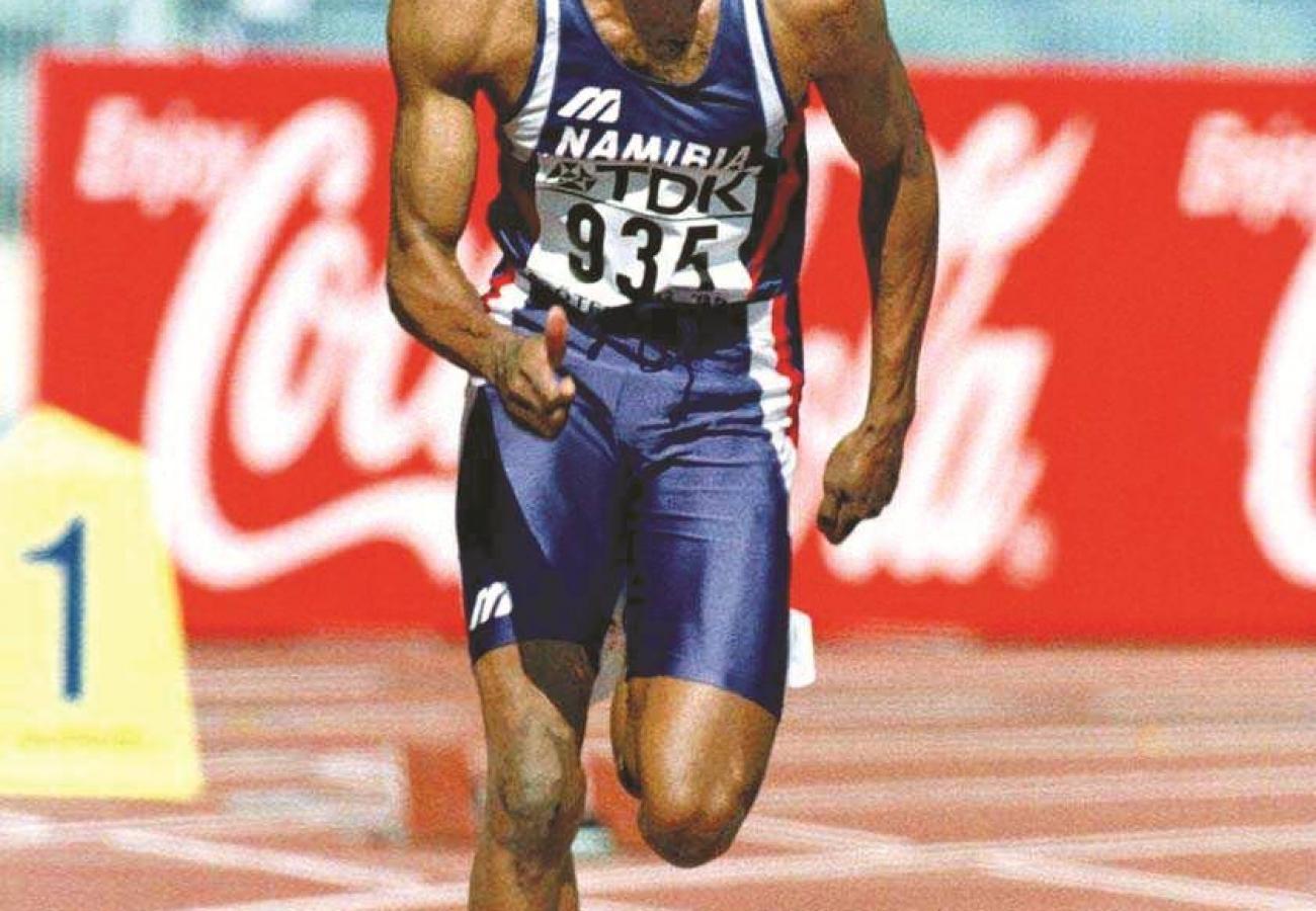 FF Sprinting 1_Frank 100m sprint