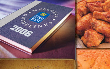 Goldkist Thumb Food and Beverage Partnership Ads