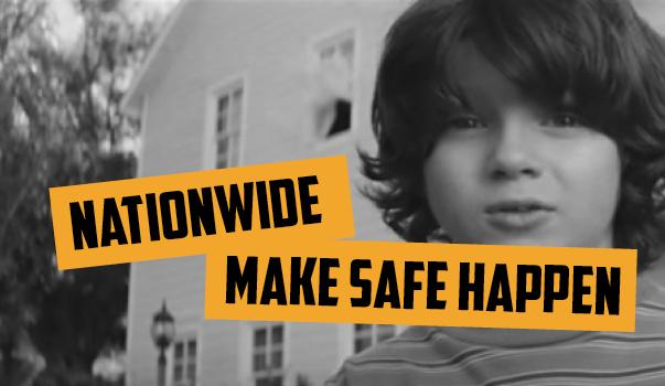 """Blog 18vs80 Nationwide """"Make Safe Happen"""""""