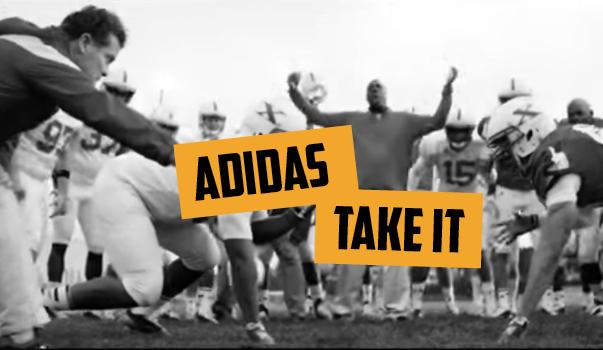 """Blog 18vs80 Adidas """"Take It"""""""