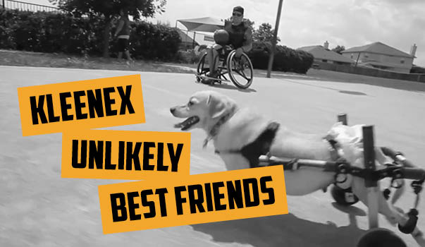 "Blog 18vs80 Kleenex ""Unlikely Best Friends"""