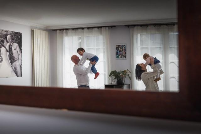 seance session photo a domicile famille belle beau frederico santos