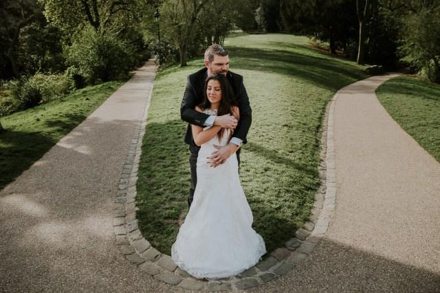 meilleur photographe couple mariage parc chemin frederico santos