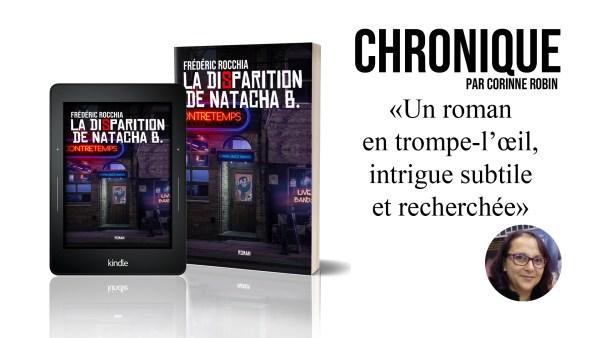 """""""Un roman en trompe-l'œil, intrigue subtile et recherchée"""""""