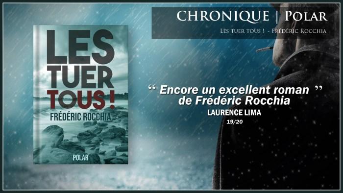 """""""Encore un excellent roman de Frédéric Rocchia!"""""""