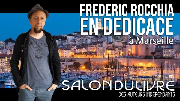Dedicace-Salon des auteurs indépendants-Marseille