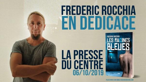 Dedicace-La Presse du Centre-Saint Cyr sur mer