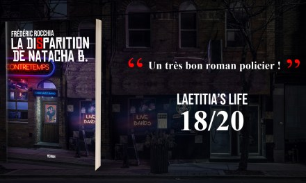 """Un très bon roman policier !"""