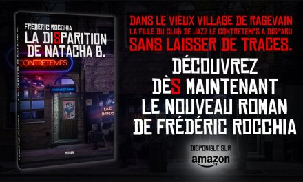 La Disparition de Natacha B. sur Amazon