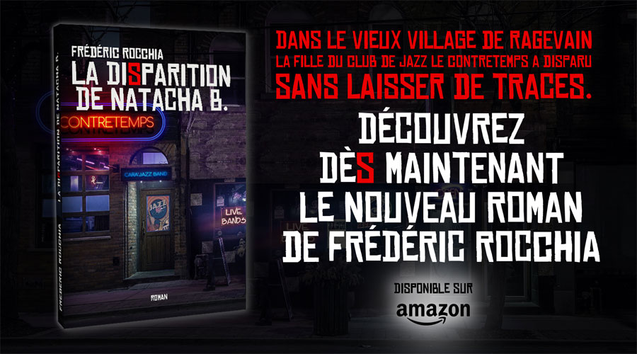 La Disparition De Natacha B Sur Amazon Frederic Rocchia