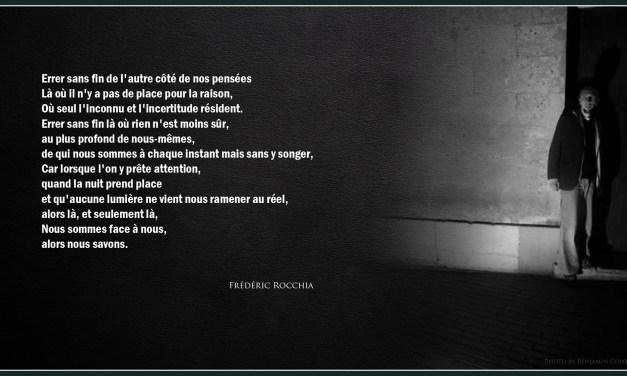 """Texte """"Verso"""""""