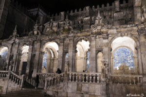 Gothic cloister of Porto Cathedral