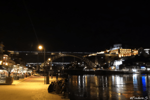 The Douro and the Dom-Luís Bridge