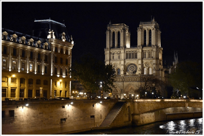 Paris by Night - Notre-Dame