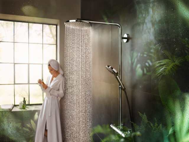 Raindance PowderRain hansgrohe