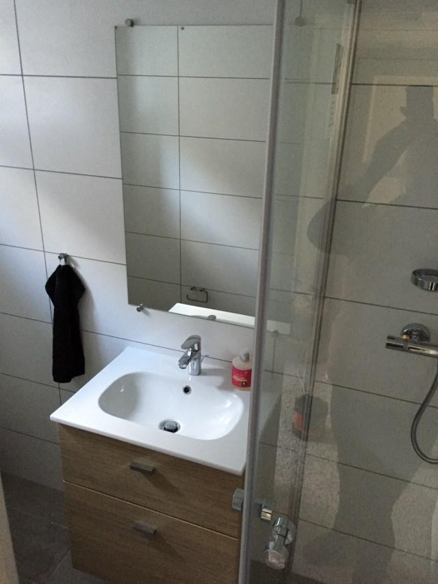Gæstebad vaskemøbel
