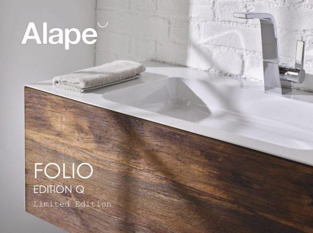 Alape Folio Edition Q