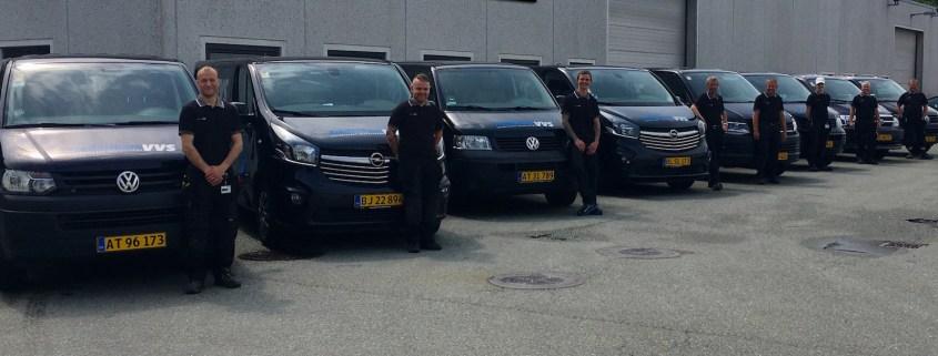 Frederiksen VVS, VVS-Firma Aarhus