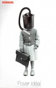 foyer idéal, collage magazine, Blaize