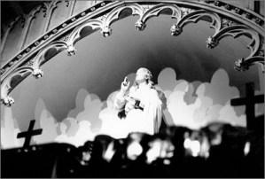 Christ de Saint-Patrick, New York, photo, Blaize