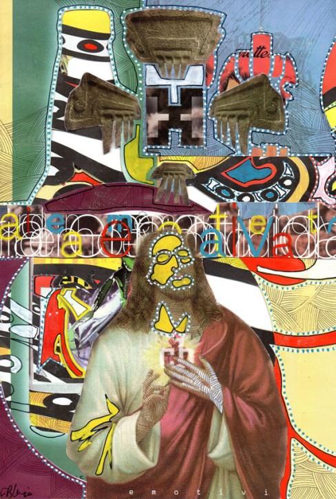 Mexico, Collage, Matiz de Diseno, Blaize