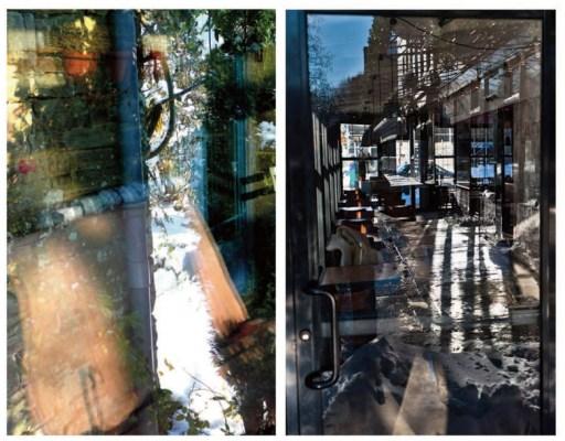 réflexion, Russ Rowland, photographie, Blaize