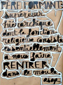 words, work, affiche, peinture, Blaize