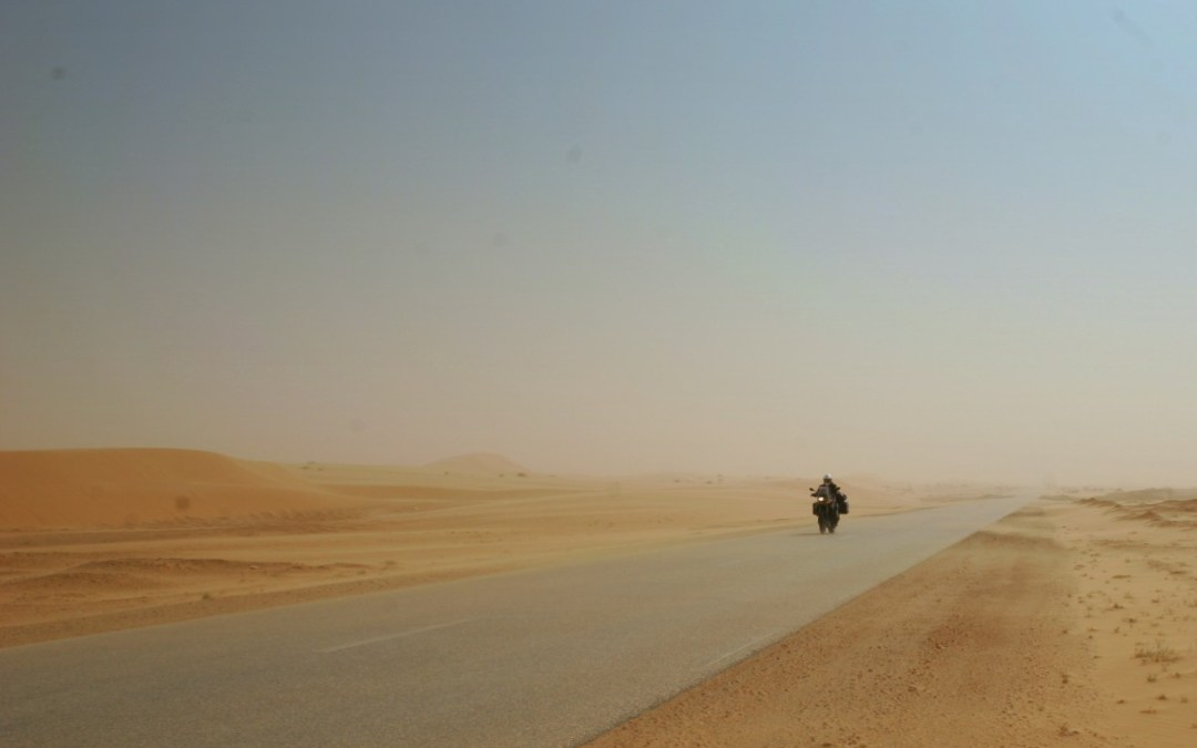Paris-Dakar: La longue route