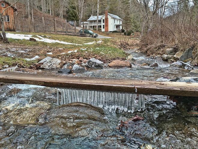 Slippery Slope of Winter